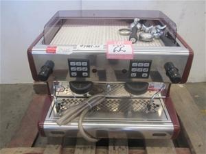 LA SCALA CARMEN 2 Group Volumetric Coffee Machine Auction (0022-7001882)    Grays Australia