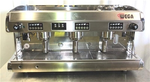 WEGA EVD./3-PR Volumetric Coffee Machine