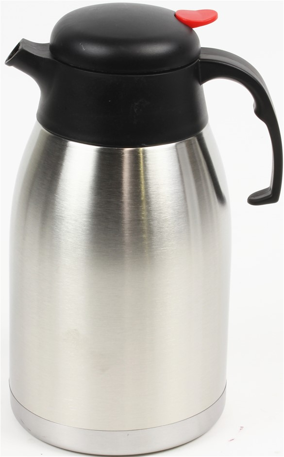 Stainless Steel Vacuum Flask 1.5Ltrs. Buyers Note - Discount Freight Rates