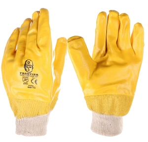24 Pairs x PVC Gloves, Size XL with Cott