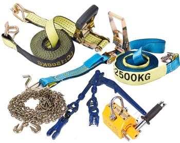 Load Restraints & Material Handling