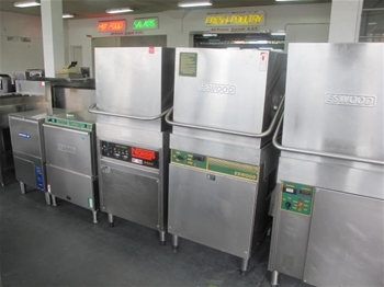 Food Court Closure Equipment Sale