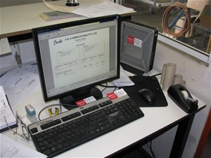 how to use hp compaq t5000