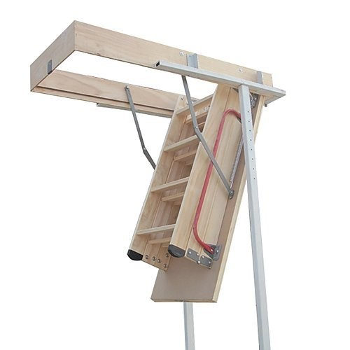 Attic Loft Ladder - 2700mm to 3050mm