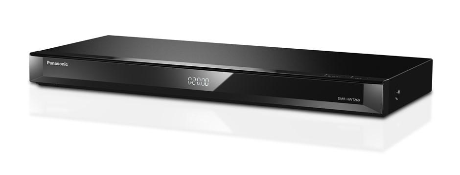 Panasonic DMR-HWT260GN Smart Network HDD Recorder