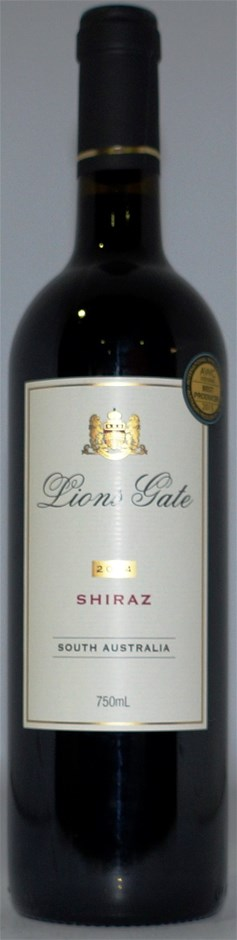Pirramimma Lions Gate Shiraz 2015 (12 x 750mL) SA