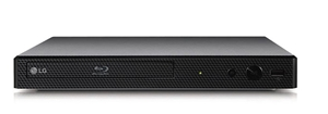 LG BP350 Blu-Ray Player with Streaming S