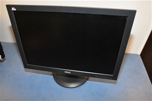 LCD Widescreen Monitor Mag 900W 19