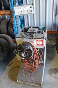Repco Computer Wheel Balancer