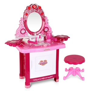 Keezi 30 Piece Kids Dressing Table Set -