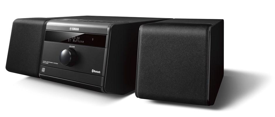 Yamaha MCR-B020 Mini HiFi System (Black)