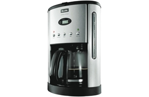 Breville Stainless Steel Coffee Machine (BCM600) Auction (0109-2504894) GraysOnline Australia
