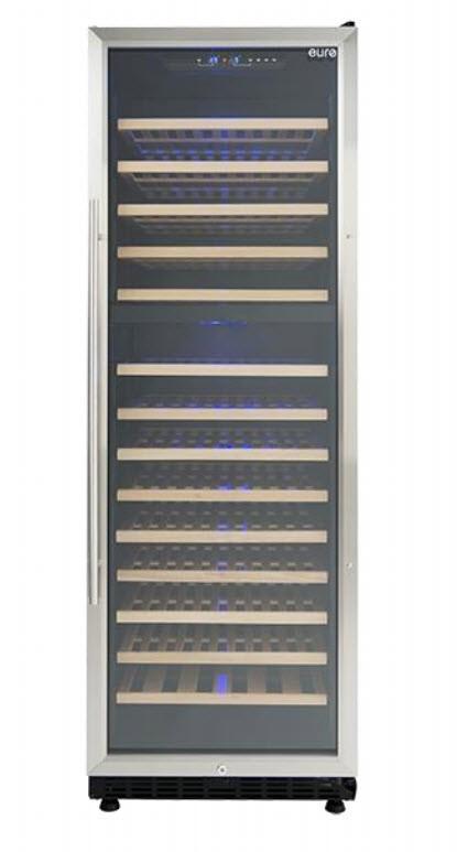 Euro Appliances E430WSCS1 450 litre Wine Cooler