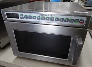 Commercial Microwave Oven Menumaster M