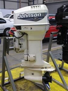 1999 Johnson Ocean Pro 90 (BJ90UX555) 90HP 2 stroke outboard motor