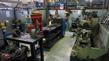 Maintenance Workshop & Engineering Equipment