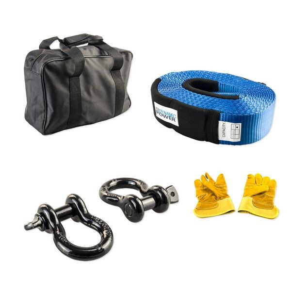 Winch Recovery Kit 5PCS