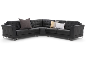 Strings Corner Modular Sofa Made In Italy By Alta Moda