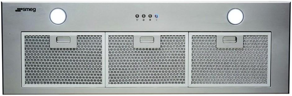 Smeg 900mm Undermount Stainless Steel Rangehood - Model PUM901X