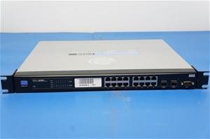 Cisco LINKSYS SRW2016 16-Port 10/100/1000 Gigabit Switch with WebView