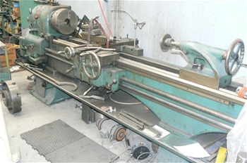 Macson Benchtop Surface Grinder 250 X 125mm Auction