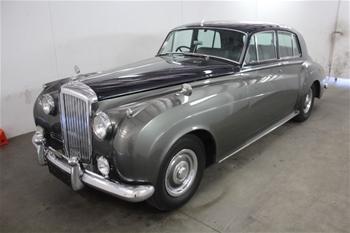 1955 Bentley S1 RWD Automatic Sedan, 39,795 km indicated