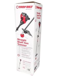 TROY-BILT Straight Shaft Trimmer with 29cc Engine, Model