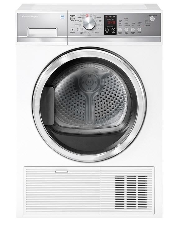 Fisher & Paykel 8kg Heatpump Condensing Dryer (DH8060P1)
