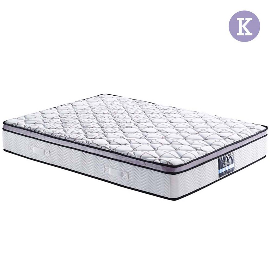 Giselle Bedding King Size Cool Gel Foam Mattress