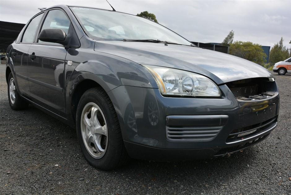 2005 Ford Focus CL LS Manual Sedan (WOVR) 67,686 km indicated