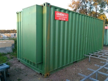 6mtr Containers