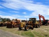 Unreserved Graders, Excavators, Rollers, Loaders, Trucks
