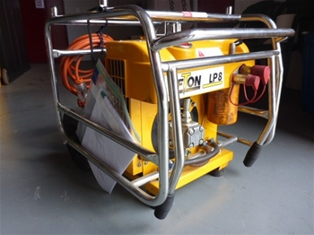 Lifton LP8 Hydraulic Power Pack