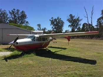 1965 Cessna 337 Skymaster VH-IHD