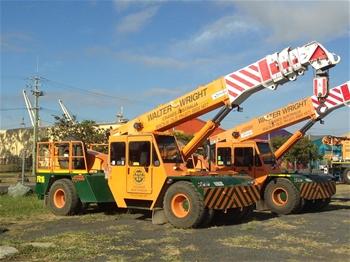 For Sale - 20T & 25T Franna Cranes