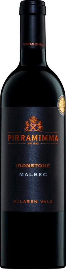 Pirramimma Ironstone Malbec 2015 (6 x 750mL), McLaren Vale, SA