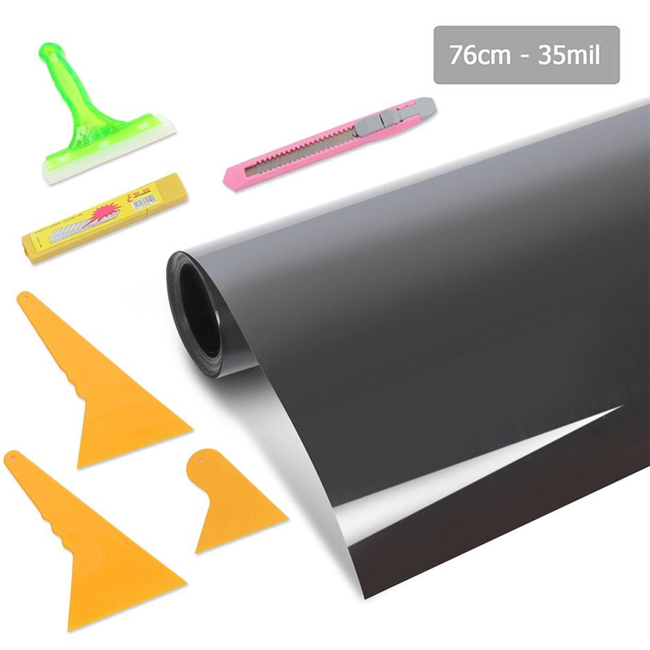 Giantz 35% 7M Window Tinting Kit