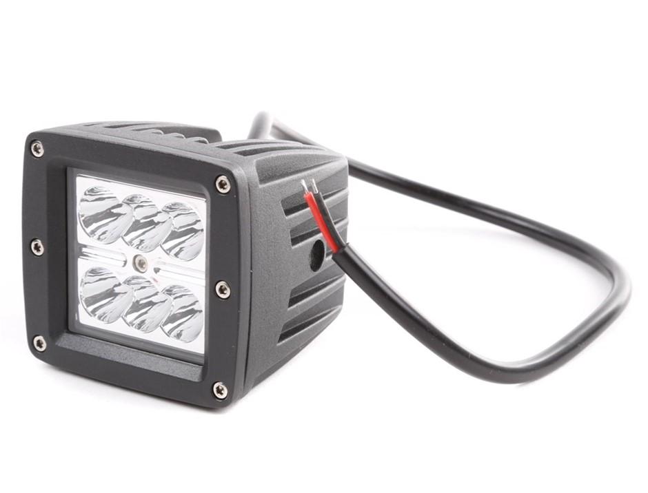JMV 18W LED Spot Light, Cast Aluminium Housing. Buyers Note - Discount Frei