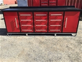 Unused 2020 Work Benches & Tool Cabinets - Sydney