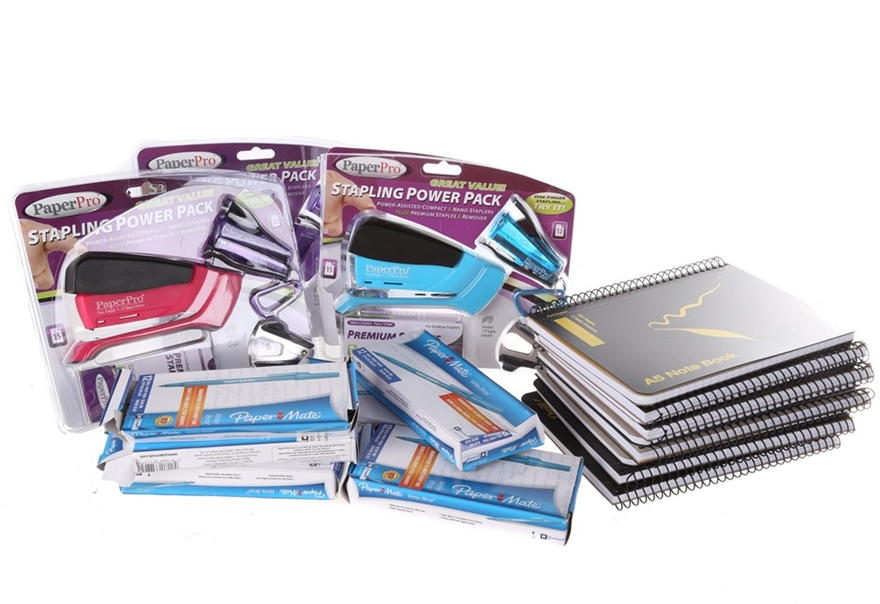 A5 Notebooks Stapler