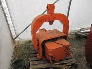 Sheet Pile Driver, LHV, suit 12-18 ton excavator (238673-27)
