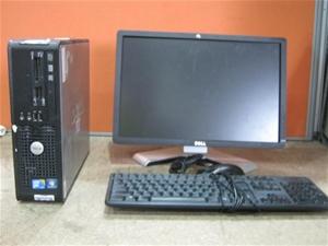 Dell Optiplex 780 Series Desktop Pc System, Specs Intel Core 2 Duo CPU E750