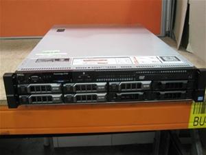 Dell PowerEdge R720 Series Rack mount Server, Specs Intel Two Xeon Six-Core