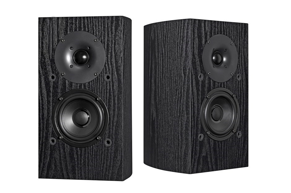 Pioneer SP-BS22LR Bookshelf Loudspeakers (Pair) (Black)
