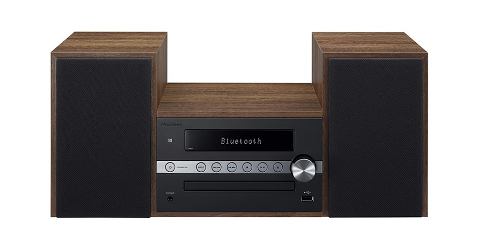 Pioneer CM56DB HI-FI CD Receiver System with DAB+ (Black)
