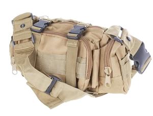 Utility Waist Bag 30cm x 18cm with 4 x Z