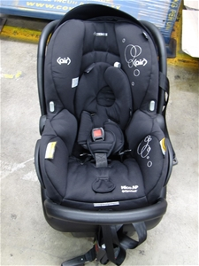 maxi cosi air capsule instructions