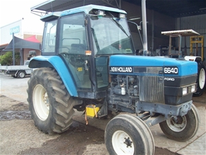 New Holland Ford >> New Holland Ford 6640 84 Hp