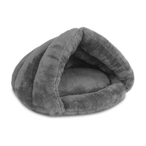 i.Pet Washable Cave Pet Bed - Grey
