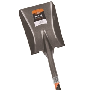 2 x OSKA Square Mouth Shovels with Fibre